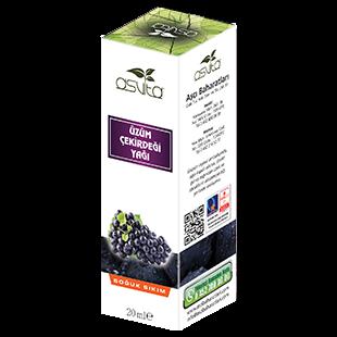 Üzüm Çekirdeği Yağı 20 ml