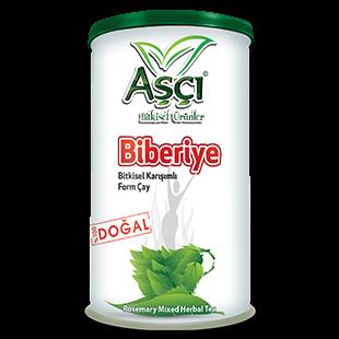 Biberiye Bitkisel Karışımlı Form Çayı